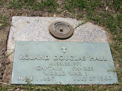 "Roland Douglas ""Doug"" Hall"