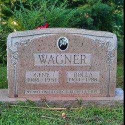 """Genius Louise """"Gene"""" <I>Marshall</I> Wagner"""