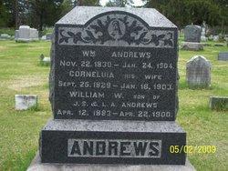 Corneluia <I>Worthington</I> Andrews