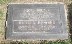 Moses Boozer