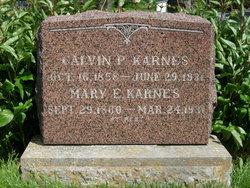 Mary Elizabeth <I>Baker</I> Karnes