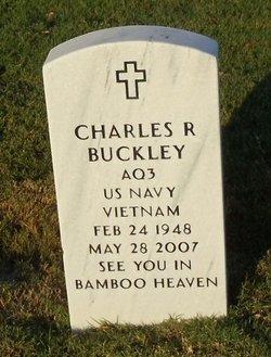 "Charles R ""Chuck"" Buckley, Jr"