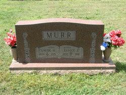 Eunice Zada <I>Rogers</I> Murr