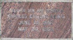 Charles Eugene Lewis