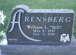 "William L. ""Bill"" Arensberg"