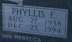 Phyliss Evelyn <I>Cinotto</I> Abanathie