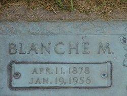 Blanche M <I>Allen</I> Bend