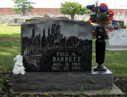 Paul Anthony Barrett