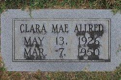 Clara Mae Allred