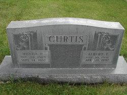 Wanda <I>Peterson</I> Curtis