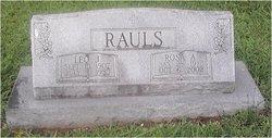 Rosa A. <I>Parson</I> Rauls