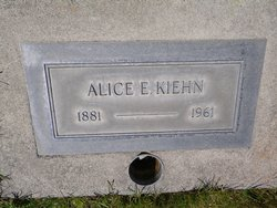 Alice Elizabeth <I>Koch</I> Kiehn