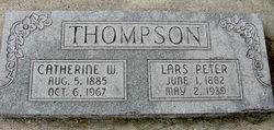 Catherine <I>Wrigley</I> Thompson