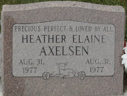 Heather Elaine Axelsen