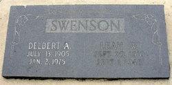 Leah <I>Wareham</I> Swenson