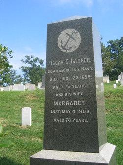 Margaret Matilda <I>Johnston</I> Badger