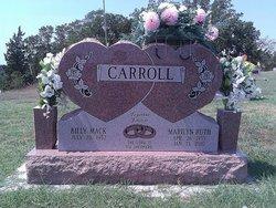 Marilyn Ruth <I>Pitts</I> Carroll