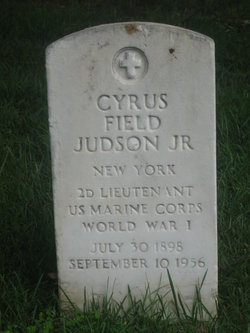 Cyrus Field Judson Jr.