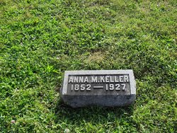 "Anna Maria ""Annie"" <I>Wegerle</I> Keller"