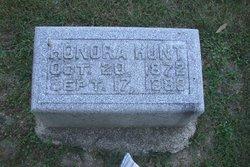 """Honora """"Nora"""" Hunt"""