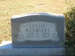 Lucile Rusmisel