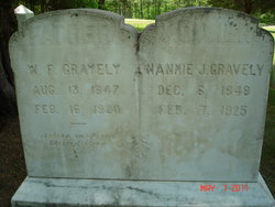 """William Francis """"Frank"""" Gravely"""