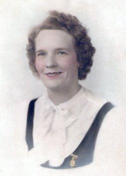 Edna Mattie <I>Davis</I> Adams