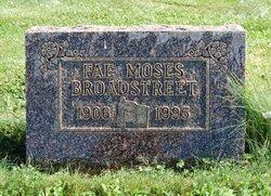 Fae Virginia <I>Caines</I> Moses Broadstreet