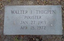 Walter Floyd Thigpen