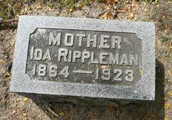 Ida Jane <I>Thuma</I> Rippleman