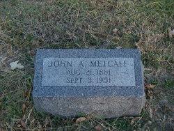 John A Metcalf