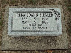Reba Joann <I>Reynolds</I> Ziegler