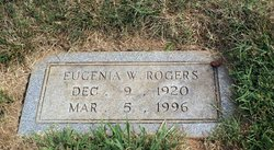 Eugenia W. Rogers