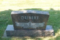 Agatha <I>Mitzel</I> Deibert