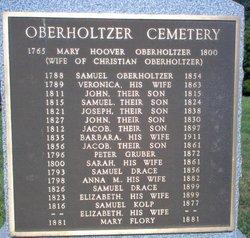 Oberholtzer Cemetery