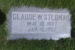 Claude W Stedman