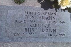 Edith Steadman Buschmann