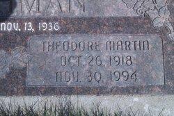Theodore Martin Bushman