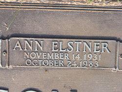 Ann Elstner Anderson