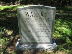 Mary <I>Ijams</I> Waters