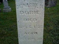 Catherine M Dobie