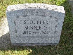 Minnie O <I>Myers</I> Stouffer