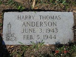 Harry Thomas Anderson