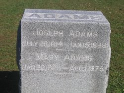 "Joseph ""Quincy"" Adams"
