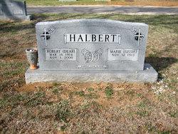 """Eva Marie """"Sissie"""" <I>Carter</I> Halbert"""
