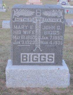 John George Biggs