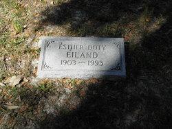 Esther <I>Doty</I> Eiland