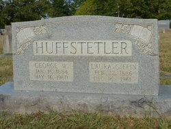 Laura D <I>Giffin</I> Huffstetler