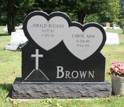 Carol Ann <I>Spencer</I> Brown