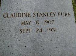 Claudine <I>Stanley</I> Furr